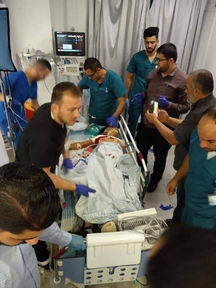 Dua warga Palestin ditembak mati