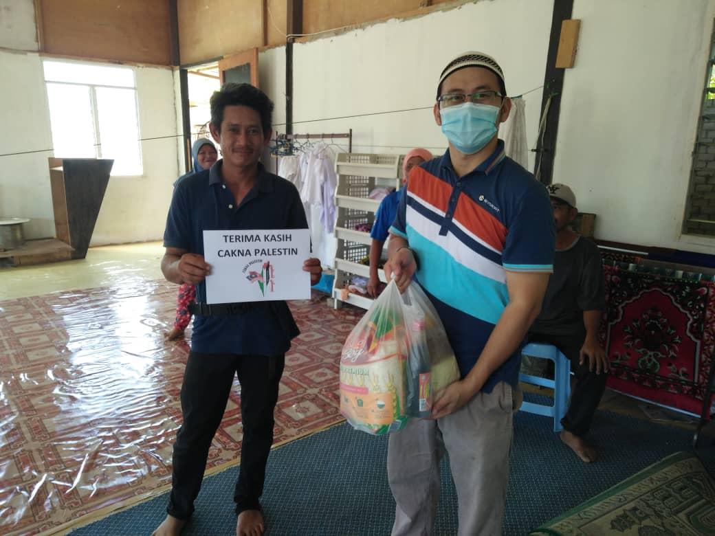 Bintulu, Sarawak: Bantuan Covid & Ramadhan  untuk asnaf.